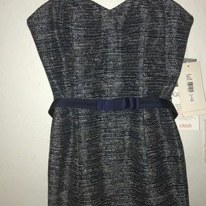 Theia couture strapless dress ( never worn)
